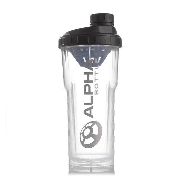 alpha bottle 750 black